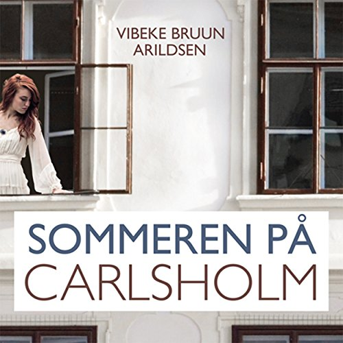 Sommeren på Carlsholm audiobook cover art