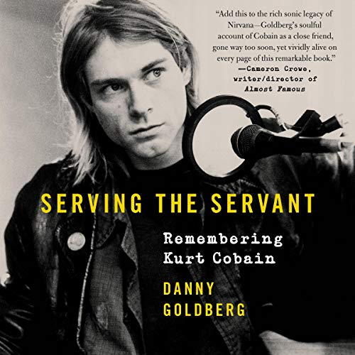 Serving the Servant audiobook cover art