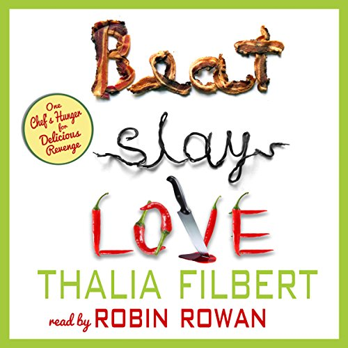 Beat Slay Love audiobook cover art