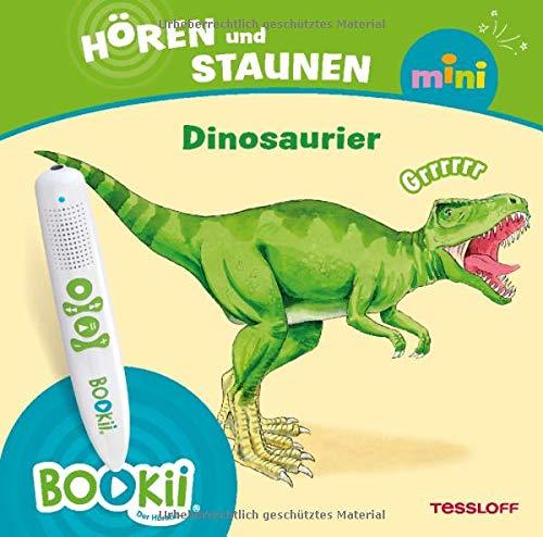 BOOKii® Hören und Staunen Mini Dinosaurier (BOOKii / Antippen, Spielen, Lernen)