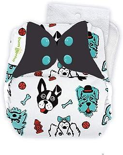bumGenius Original One-Size Pocket-Style Cloth Diaper 5.0 (Pawsome)