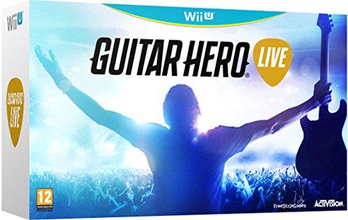 Guitar Hero Live - Guitar Bundle (Wii U) (New)