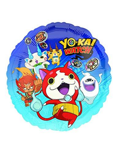 Amscam Foil Balloons, SD-C:Yo-Kai Watch