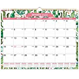 "2020-2021 Calendar - 18 Months Wall Calendar of 2020-2021, Jan. 2020 - Jun. 2021, 15"" x 11.5"", Two-Wire Binding, Ruled Blocks with Julian Dates, Perfect for Planning for Home or Office"