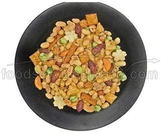 Azar Nut Asian Snack Mix with Wasabi Pea, 5 Pound -- 2 per case. by Azar Nut Company