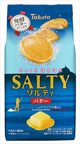 ソルティ バター 12袋