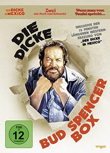 Die dicke Bud Spencer Box [3 DVDs]