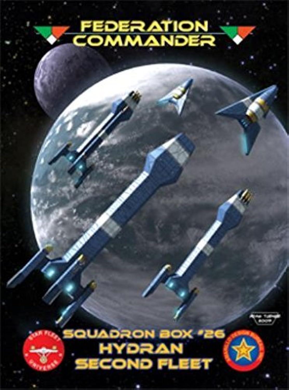 Federation Commander  Squadron Box  26 by Federation Commander - Hydran Attack