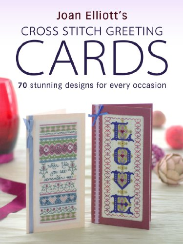 F & W Media David and Charles Books, Cross Stitch Greeting Cards
