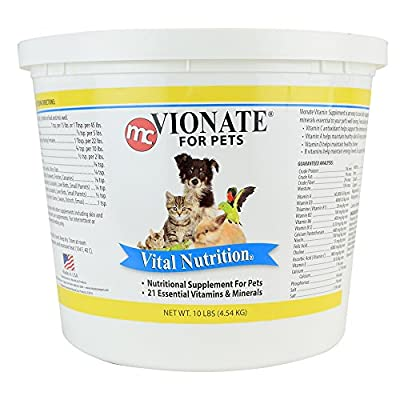 Miracle Care Vionate Vitamin Mineral Powder, 10-Pound