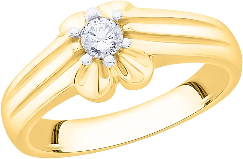 Diamond Fashion Ring in 14K gold ( 1 4 cttw)