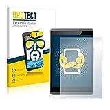 BROTECT Schutzfolie kompatibel mit HP Pro Slate 8 (2 Stück) klare Bildschirmschutz-Folie