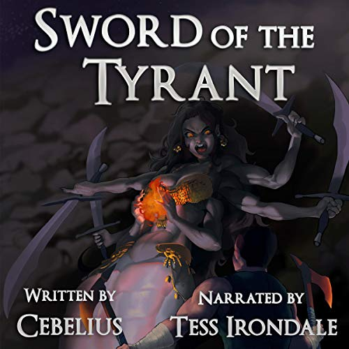 Sword of the Tyrant cover art