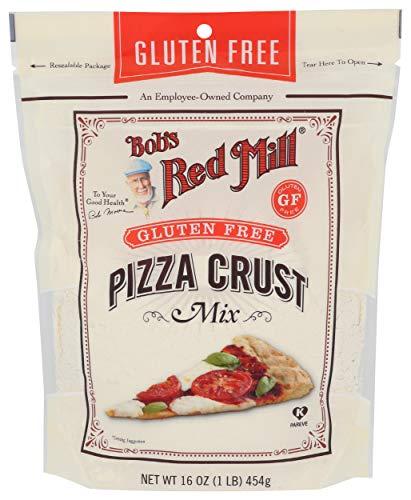 Bob's Red Mill Gluten Free Pizza Crust Mix, 16 Oz