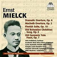 エルンスト・ミエルク:作品集(Ernst Mielck: Dramatic Overture)