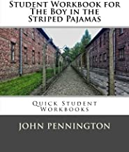 Student Workbook for The Boy in the Striped Pajamas: Quick Student Workbooks