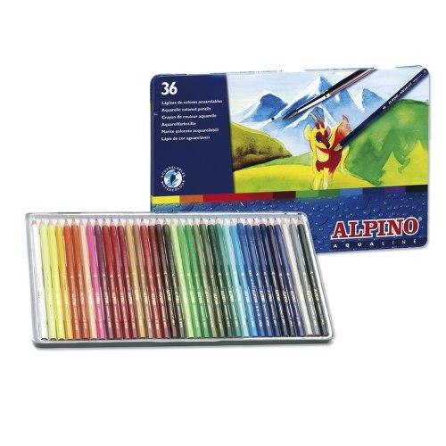 Alpino AL000005 - Lápices, 36 unidades