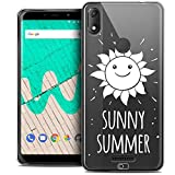 Ultra Slim Case for 6 Inch Wiko View Max, Summer Sunny