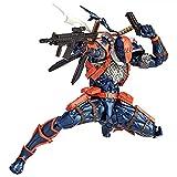 MizzZee Yamaguchi DC Comics Personaje Deathstroke Articulate BJD Articular Figura de Acción Móvil Modelo Juguetes 17cm