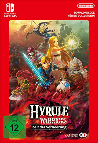 Hyrule Warriors: Zeit der Verheerung Standard | Nintendo Switch - Download Code