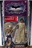 Batman Dark Knight Movie Master Deluxe Action Figure Scarecrow (Crime Scene Evidence)