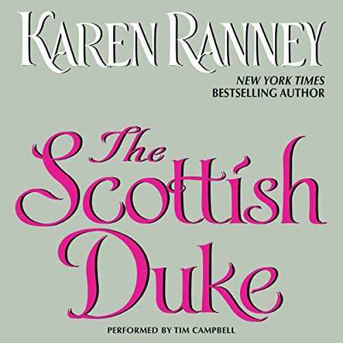 The Scottish Duke cover art