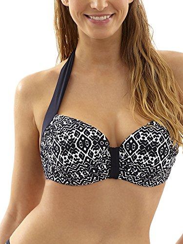 Panache Swim Sia Damen-Bikinioberteil mit Bügel, geformtes Halfter - - 70D