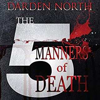 The 5 Manners of Death audiobook cover art