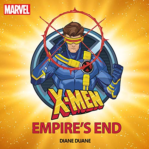 『X-Men: Empire's End』のカバーアート