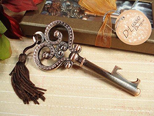 D Lusso Designs D6400 Antique Skeleton Key Bottle Opener