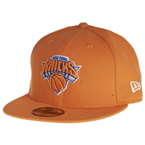 New Era 59Fifty Casquette - REVERSE New York Knicks orange