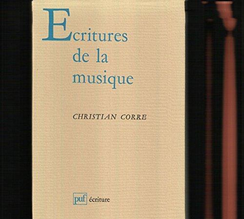 Écritures de la musique