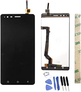 مجموعة أدوات بديلة لمحول رقمي شاشة LCD تعمل باللمس من د. تشنز مع أدوات مجانية لـ Lenovo Lemon K5 Note K52t38 a7020a48 A702...