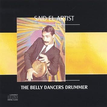 Belly Dancers Drummer