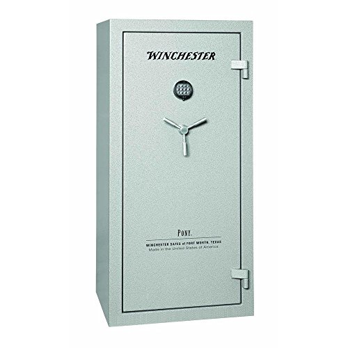 Winchester Pony 19 Safe, with Electronic Lock, Granite
