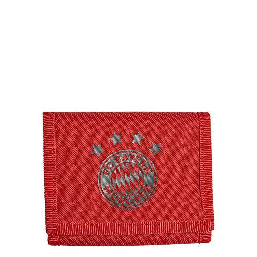 Adidas FCB Wallet Monedero, 25 cm, Rojo