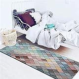 Alfombras de Cocina geométricas Frescas y Coloridas alfombras de...