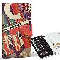スマコレ ploom TECH プルームテック 専用 レザーケース 手帳型 タバコ ケース カバー 合皮 ケース カバー 収納 プルームケース デザイン 革 ユニーク 英語 文字 人物 005645