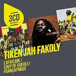 3 CD Originaux-Francafrique/Coup de Gueule/l'Africain /