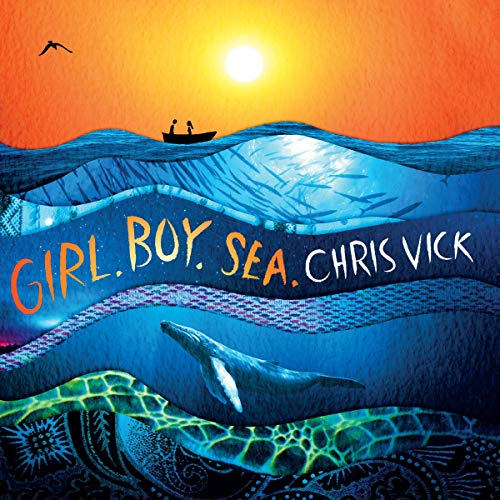 Girl. Boy. Sea. cover art