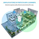 Immagine 2 joowin ripetitore wifi wireless 1200mbps