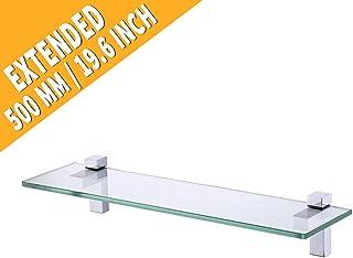 Superb Amazon Com Glass Bathroom Shelves Bathroom Hardware Download Free Architecture Designs Scobabritishbridgeorg