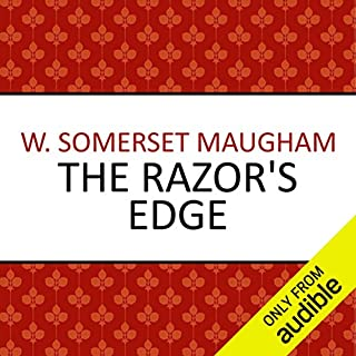 The Razor's Edge                   By:                                                                                                                                 W. Somerset Maugham                               Narrated by:                                                                                                                                 Gordon Griffin                      Length: 13 hrs and 37 mins     13 ratings     Overall 4.8
