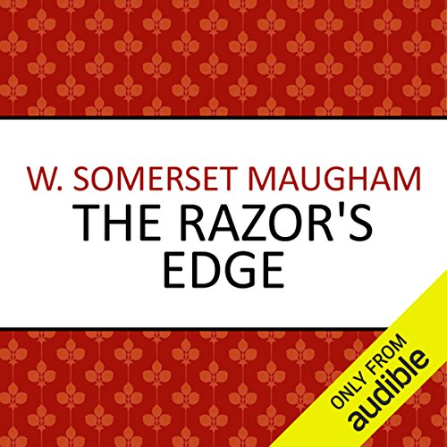 The Razor's Edge Titelbild