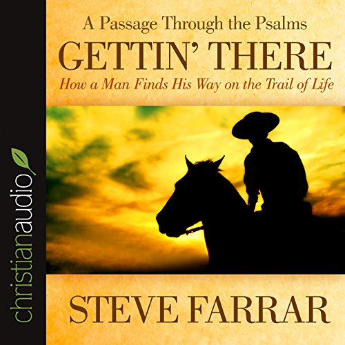 Gettin' There audiobook cover art