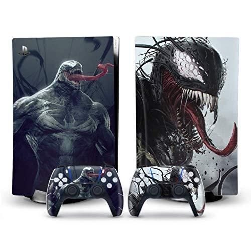 PS5 console di gioco digitale adesivo per tutto il corpo adesivo PS5 accessorio versione CDROM adesivo di protezione pellicola adesivo maniglia è un regalo per gli uomini