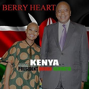 Kenya (President Uhuru Kenyatta)