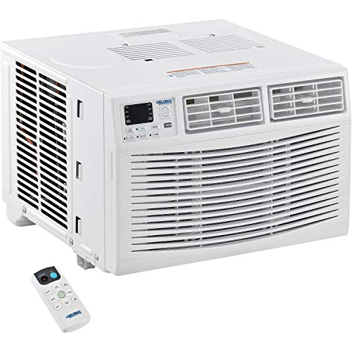 8,000 BTU Window Air Conditioner, Cool Only, Energy Star 115V
