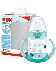 NUK NUK First Choice+ bicchiere antigoccia 6-18 mesi
