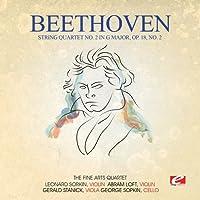 String Quartet No. 2 in G Major Op. 18 No. 2